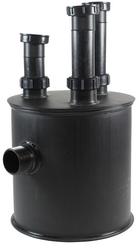 Labstream PE verzamelsifon 4,5 liter