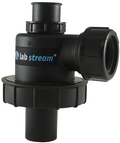 Labstream PE bovendeel inspectiesifon 50-402