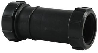 Labstream PP rechte koppeling 40x40mm