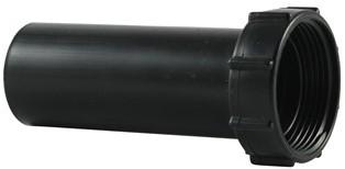 """Labstream PP aansluitstuk 1,5""""x40mm"""